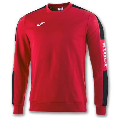 Joma CHAMPION IV 100801.601 SWEATSHIRT RED