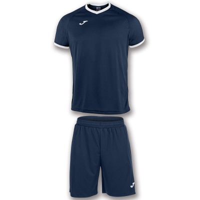 Joma SET ACADEMY 101097.302 NAVY-WHITE