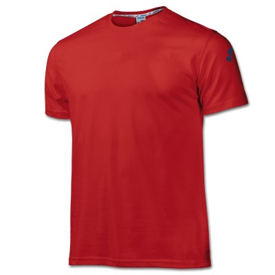 Joma COTTON T-SHIRT 100341.600 RED