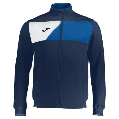 Joma JACKET CREW II 100614.307 MICRO NAVY -ROYAL