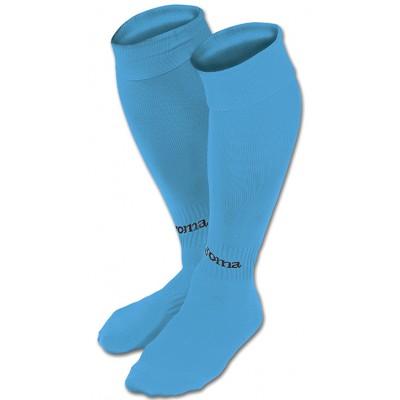 Joma FOOTBALL SOCKS 400054.010 CLASSIC II FLUOR TURQUOISE