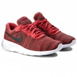 Nike BOYS NIKE TANJUN 818381-602 RED UNIVERSITY