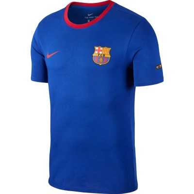 Nike BARCELONA FOOTBALL T-SHIRT 888801-455