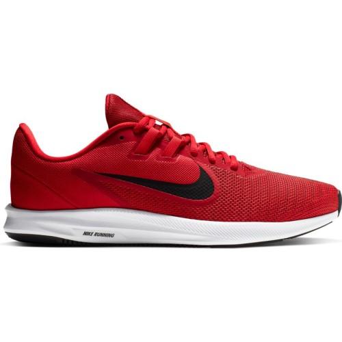 Pantofi sport roșii pentru bărbați NIKE DOWNSHIFTER 9 AQ7481-600