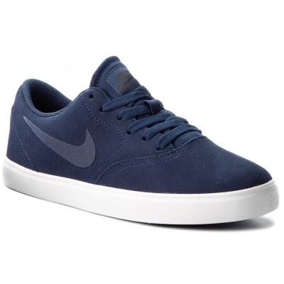 Nike NIKE SB CHECK SUEDE AR0132-400 NAVY