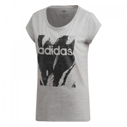 Adidas W E AOP TEE DU0636