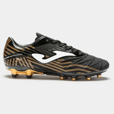 Joma PROPULSION 2001 PROS.2001.FG BLACK-GOLD FIRM GROUND