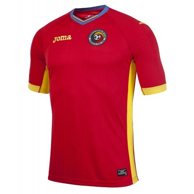 Joma T-SHIRT 2 F.A ROMANIA RED/TRICOU