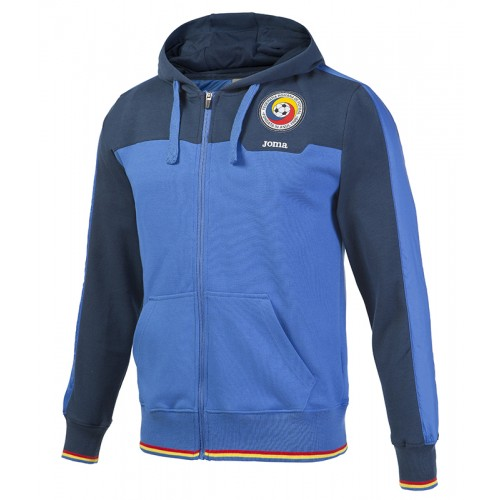 Joma SWEATSHIRT HODED ROM /AZUL 100278703