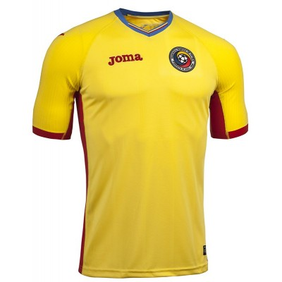 Joma T-SHIRT 1a S/S F.A. ROMANIA YELLOW 101011.16